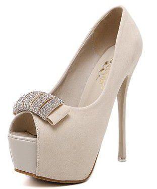 Sapato Peep Toe Allianza
