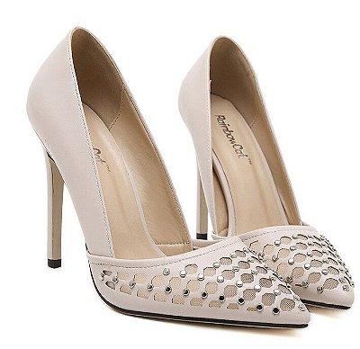 Sapato Scarpin Amaranto