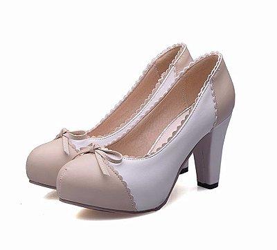 Sapato Feminino Pump Shoes Paris
