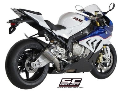 SC-PROJECT CR-T BMW S1000 RR 2015 2016 TITANIUM