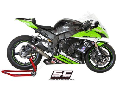SC Project CR-T Carbono KAWASAKI ZX-10 2011/15