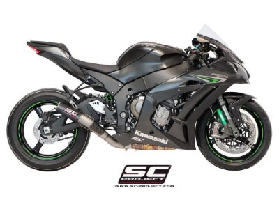 SC Project CR-T Kawasaki ZX-10R 16/17 Carbon