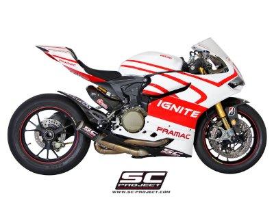 SC-PROJECT CR-T DUCATI PANIGALE 1199 / S / R CARBON
