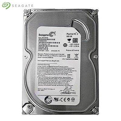 HD Seagate Pipeline Desktop 500GB SATA II 3,5´ 5900RPM Cachê 8MB 3.0Gb/s - ST3500312CS