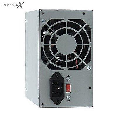 Fonte de Alimentação ATX PowerX 24P 230W Real c/cabo PX230 - Box