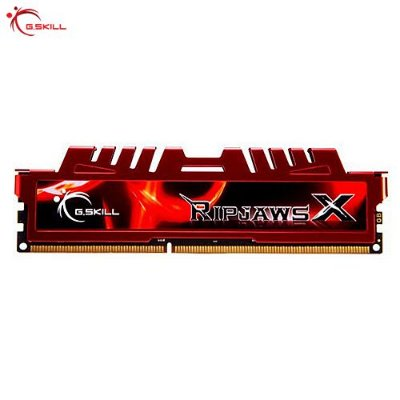 Memória 8GB PC DDR3 RipjawsX Series 2x4GB 2133MHz - PC3-17000 - CL11 F3-17000CL11D-8GBXL - G-Skill