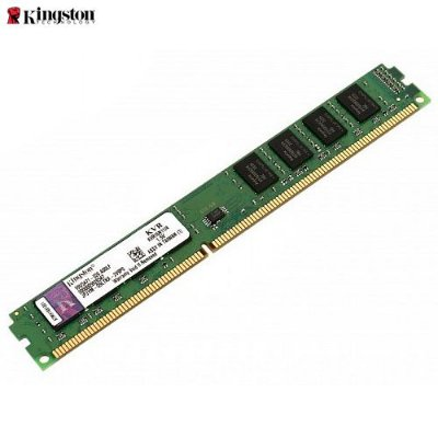 Memória 4GB PC DDR3 Kingston 1333Mhz - KVR1333D3N9/4G