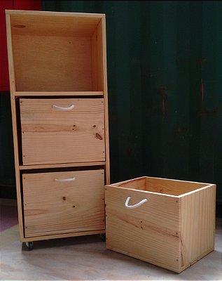 GAVETEIRO BOX 3