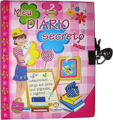 Livro Meu Diário Secreto