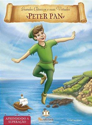 Livro de Virtudes Peter Pan: Aprendendo a Superação