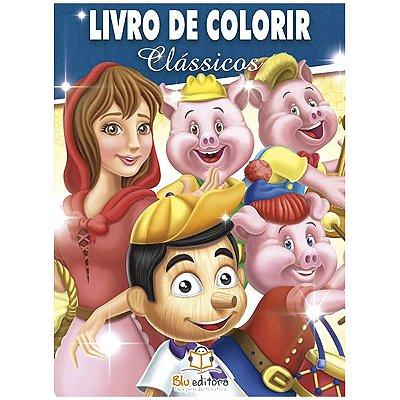 Livro de Colorir: Clássicos