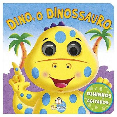 Livro Olhinhos Agitados: Dino, o Dinossauro