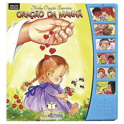 Livro Minha Oração Favorita: Oração da Manhã