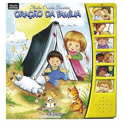 Livro Minha Oração Favorita: Oração da Família