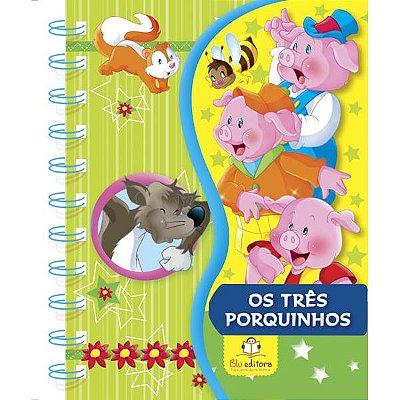 Meus Livros Favoritos: Os Três Porquinhos