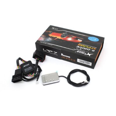 Pedal Potent Booster Tros 6-drive - GM Chevrolet - Nissan - Fiat - Jeep - TS-510