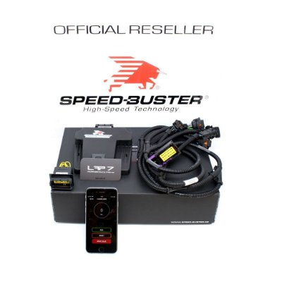 Speed Buster App Bluetooth - VW Jetta 2.0 TSI 200cv