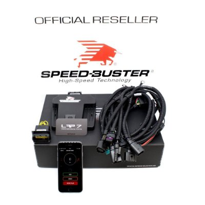 Speed Buster App Bluetooth - A3 8V 2.0 TFSI 220 cv
