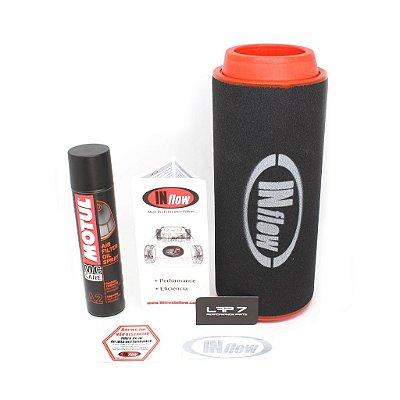 Filtro de ar esportivo inbox Inflow - Nissan - Mitstusubishi - HPF9965