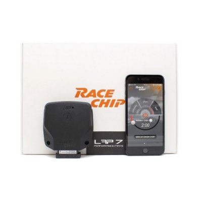 Racechip Rs App Mitsubishi Pajero Full 200cv +46cv 2010+
