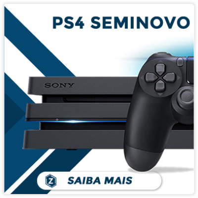 PLAYSTATION 4 - MINI BANNER