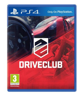 Jogo Drive Club - PS4