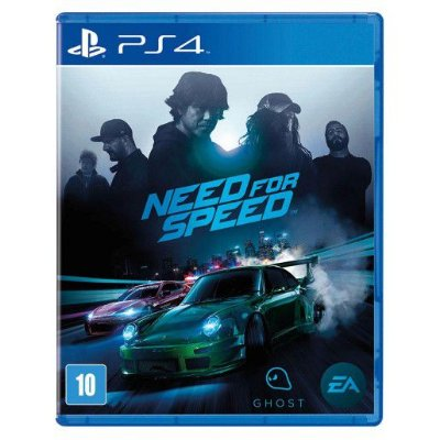 Jogo Need for Speed - PS4 - SEMINOVO