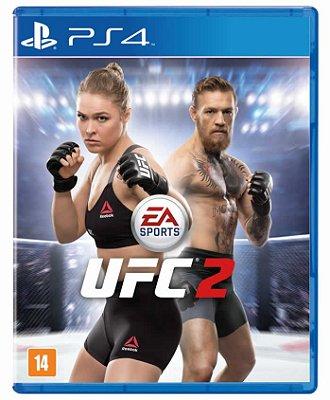 Jogo EA Sports UFC 2 - PS4 - SEMINOVO