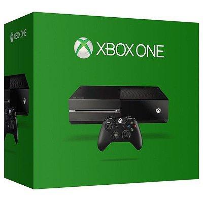 Console Xbox One 500 Gb - Microsoft - Semi Novo