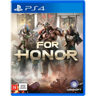 Jogo - For Honor - PS4