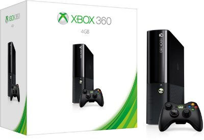 Console Xbox 360 Slim Super Slim (Semi Novo) - Microsoft