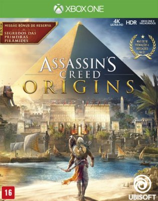 Jogo Assassin's Creed Origins - Edição Limitada - Xbox One