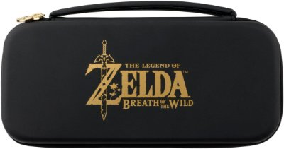 Case Console Switch Deluxe Zelda Guardian Edition - Switch