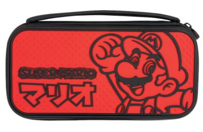 Case Console Switch Deluxe Mario Kana Edition - Switch