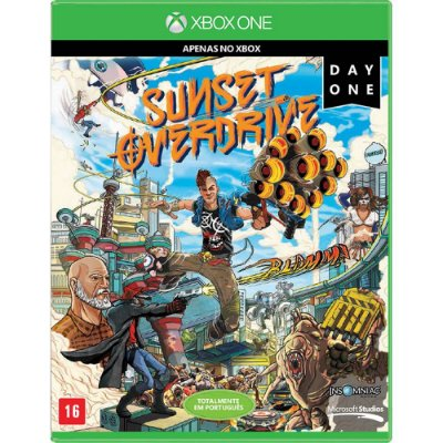 Sunset Overdrive - Day One - Xbox One
