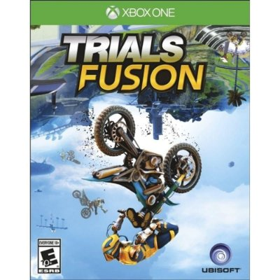 Trials Fusion - Seminovo - Xbox One