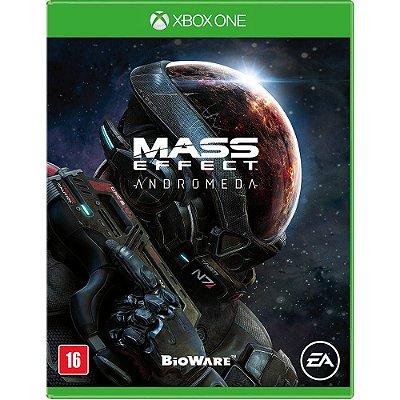 Mass Effect - Andromeda - Seminovo - Xbox One