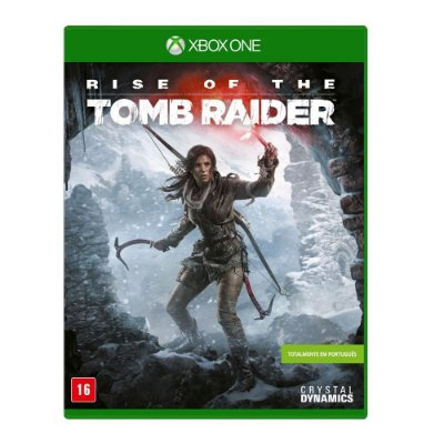 Rise Of The Tomb Raider - Seminovo - Xbox One