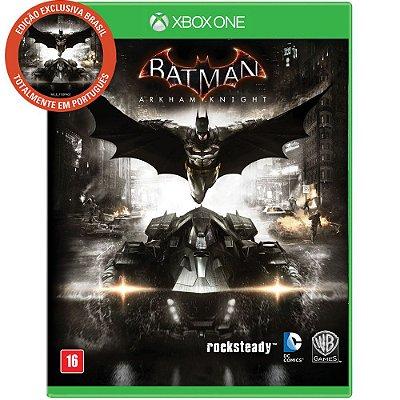 Batman - Arkham Knight - Seminovo - Xbox One