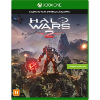 Halo Wars 2 - Seminovo - Xbox One