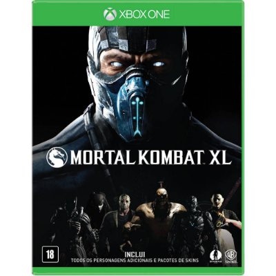 Mortal Kombat XL - Seminovo - Xbox One