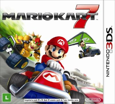 Mario Kart 7 (Seminovo) - 3Ds