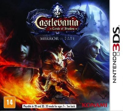 Castlevania: Lords of Shadow - Mirror of Fate (Seminovo) - 3Ds