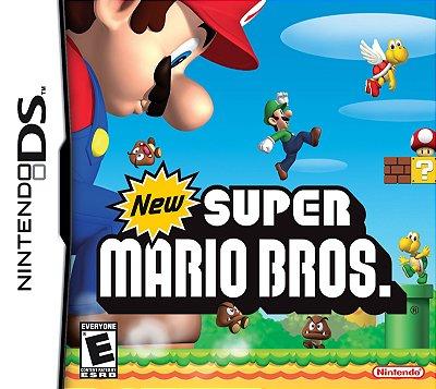 New Super Mario Bros (Seminovo) - Ds