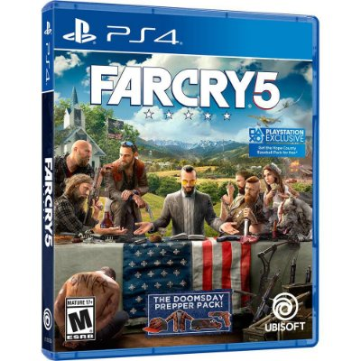 FarCry 5 - Edição Limitada - PS4
