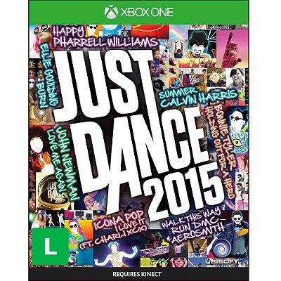 Just Dance 2015 - Xbox One - Seminovo