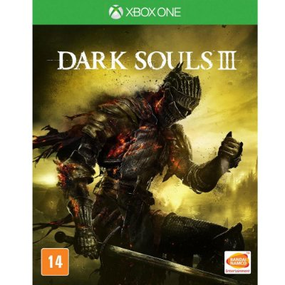 Dark Souls III - Xbox One - Seminovo