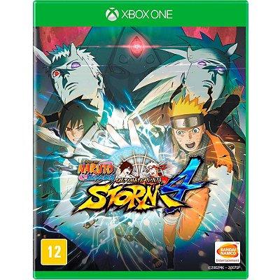 Naruto Shippuden - Ultimate Ninja Storm 4 - Xbox One