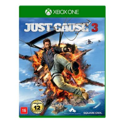 Just Cause 3 - Xbox One - Seminovo