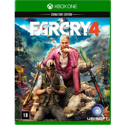 Far Cry 4 - Signature Edition - Xbox One - Seminovo